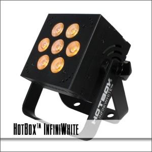 HotBox InfiniWhite