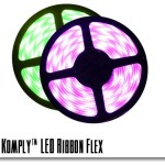 Komply RGB5050 LED Ribbon Flex