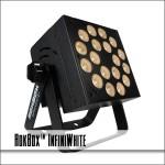 RokBox Infiniwhite LED PAR Fixture