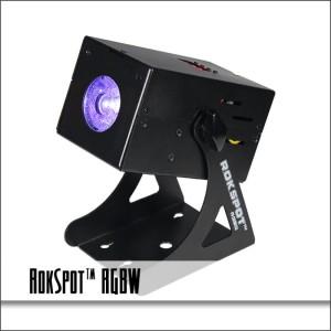RokSpot RGBW LED Pin Spot