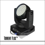 Torrent Flux Moving Head Strobe Light