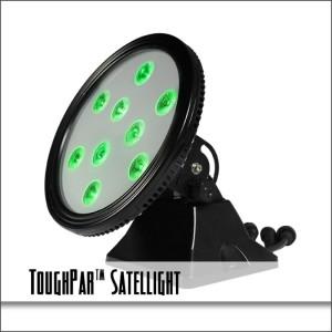 ToughPAR Satellight LED Wash Fixture