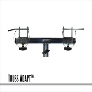 Truss Adapt Support Bar for Crank Stand & Ground Support