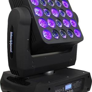 Blizzard Lighting BlockHead™ 5×5 Pixel LED Moving Head Light