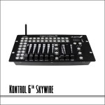 Kontrol 6™ Skywire Wireless DMX Controller