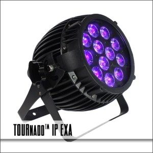TOURnado™ IP 67 Rated LED Fixture IP EXA IP 67 Rated LED Fixture