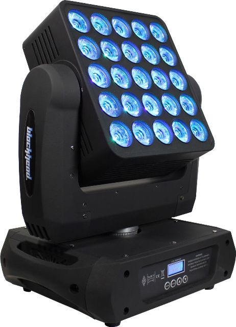 Blizzard Lighting Blockhead Ii 5 Pixel Led Moving Head Light Super Closeout