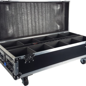 LB Hex Unplugged Case (CASE-LBUN-10) – Angled Open