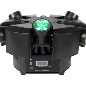 Shoqwave X6 Front – Green